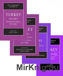 The Cambridge History of Turkey: Vols. I-IV