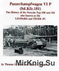 Panzerkampfwagen VI P (Sd.Kfz.181) (Panzer Tracts)