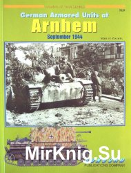 German Armored Units at Arnhem, September 1944 (Concord 7039)