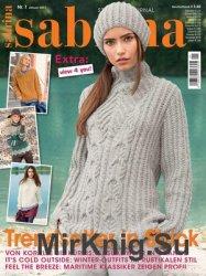 Sabrina №1, 2017 (Deutsch)