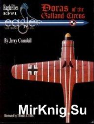 Doras of the Galland Circus (Eagle Files №1)