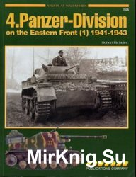 4.Panzer Division on the Eastern Front (1): 1941-1943 (Concord 7025)