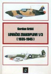 Lovacki Zrakoplovi 1/3 (1935-1945)