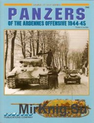 Panzers of the Ardennes Offensive 1944-1945 (Concord 7042)