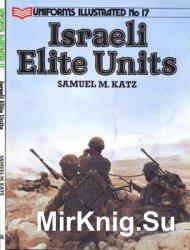 Israeli Elite Units (Uniforms Illustrated 17)