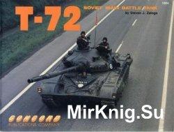T-72 Soviet Main Battle Tank (Concord 1004)