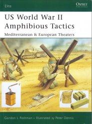 US World War II Amphibious Tactics Mediterranean & European Theaters