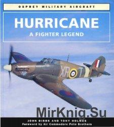 Hurricane: A Fighter Legend (Osprey Aerospace)