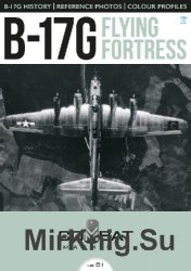 B-17G Flying Fortress (Combat Machines No.01)