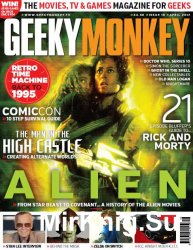 Geeky Monkey - Issue 19 - April 2017