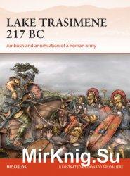 Lake Trasimene 217 BC (Osprey Campaign 303)