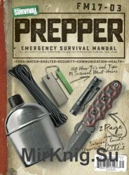 American Survival Guide - Prepper Survival Field Manual - Spring 2017