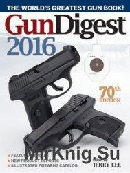 Gun Digest 2016, 70th edition