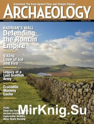 Archaeology  - May/June 2017