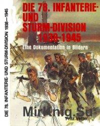 Die 78. Infanterie-und Sturm-Division 1938-1945