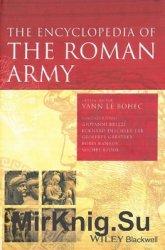 The Encyclopedia of the Roman Army, Volume 1 & 2