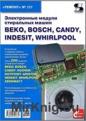 Электронные модули стиральных машин BEKO, BOSCH, CANDY, INDESIT, WHIRLPOOL