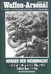 Krader der Wehrmacht: Ausbildung und Einsatz 1935 bis 1945 (Waffen-Arsenal 165)