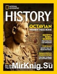 National Geographic History - July/August 2017