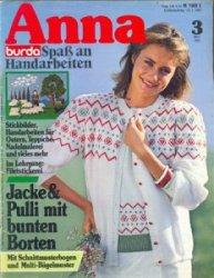 ANNA Spa? an Handarbeiten - 1982