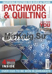 Patchwork & Quilting №282 July 2017