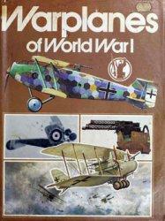 Warplanes & Air Battles of World War I (History of the World Wars Library)