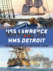 USS Lawrence vs HMS Detroit (Osprey Duel 79)
