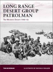 Long Range Desert Group Patrolman The Western Desert 1940–43