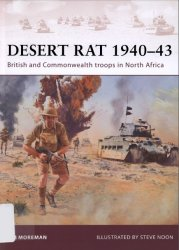 Desert Rat 1940–43 British and Commonwealth troops in North Africa