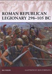 Roman Republican Legionary 298–105 BC