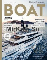 Boat International - August 2017