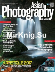 Asian Photography July 2017