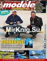 Modele Magazine - Aout 2017