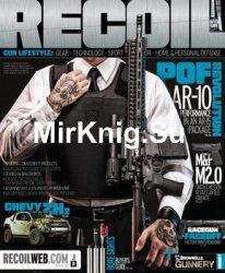 Recoil - Issue 32 2017