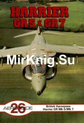 British Aerospace Harrier GR Mk 5/Mk 7 (Aeroguide 26)