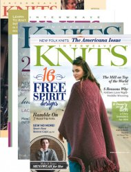 Interweave Knits — 1998-2017 Collection (92 issues)