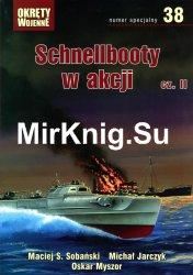 Schnellboty cz.II [Okrety Wojenne Numer Specjalny № 38]