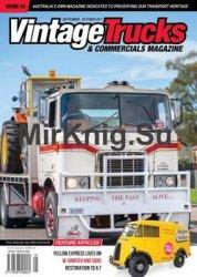 Vintage Trucks & Commercials - September/October 2017