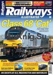 Railways Illustrated - October 2017