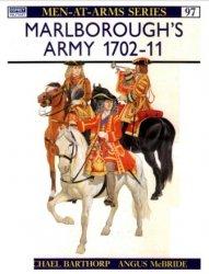 Marlborough's Army 1702–11