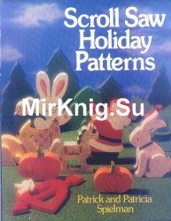 Scrollsaw Holiday Patterns