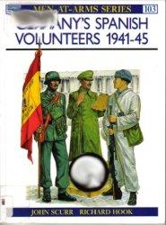 Germany's Spanish Volunteers 1941–45