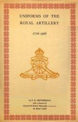 Uniforms of the Royal Artillery 1716-1966