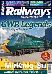 Railways Illustrated - November 2017