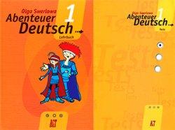 Abenteuer Deutsch 1 / С немецким за приключениями.