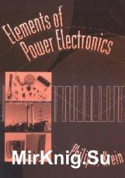 Elements of Power Electronics