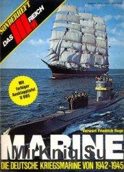 Marine: Die Deutsche Kriegsmarine von 1942-1945 (Das III.Reich Sondersheft №5)