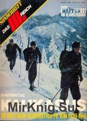 Kaukasus: Die Deutsche Gebirgstruppe von 1939-1945 (Das III.Reich Sondersheft №8)