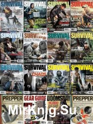 American Survival Guide - 2017 Full Year Issues Collection
