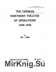 German Northern Theater of Operations, 1940-1945